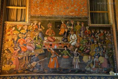Irns053-Isfahan-Pałac 40 Kolumn