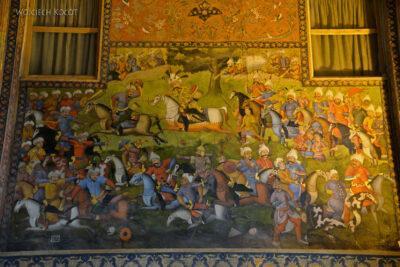 Irns054-Isfahan-Pałac 40 Kolumn