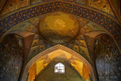 Irns055-Isfahan-Pałac 40 Kolumn