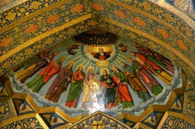 Irns196-Isfahan-Katedra Ormiańska Św Józefa zArmatei