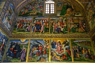 Irns204-Isfahan-Katedra Ormiańska Św Józefa zArmatei