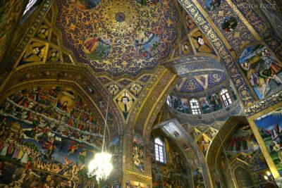 Irns208-Isfahan-Katedra Ormiańska Św Józefa zArmatei