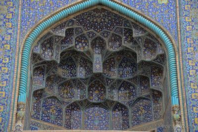 Irnt126-Isfahan-Meczet Szacha