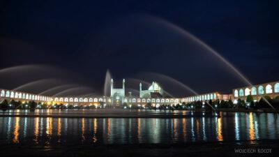 Irnt248-Isfahan-Naqsh-E Jahan Square nocą