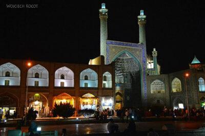 Irnt250-Isfahan-Meczet Szacha nocą