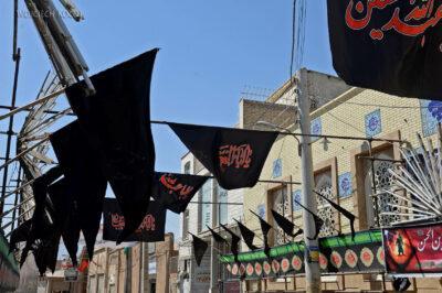 Irnw003-Czarne flagi-święto Aszura