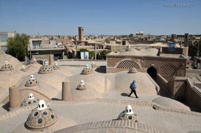 Irnw064-Kashan-na dachu łaźni