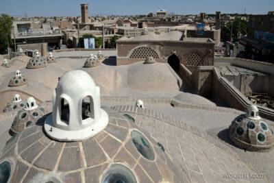 Irnw066-Kashan-na dachu łaźni
