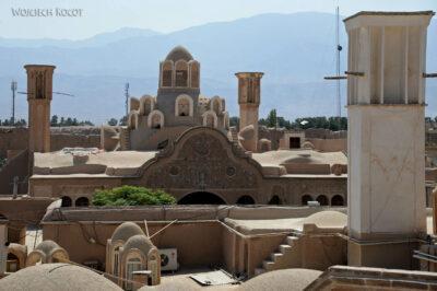 Irnw067-Kashan-na dachu łaźni
