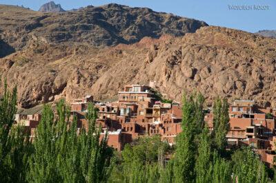 Irnw120-W Wiosce Abyaneh