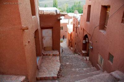 Irnw162-W Wiosce Abyaneh