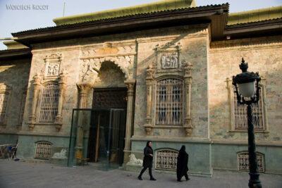 Irnx143-Teheran-Zielony Pałac