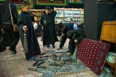 Irnx201-Teheran-obchody święta Aszura-pamiątka śmierci Husajna ibn Alego