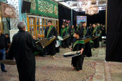 Irnx206-Teheran-obchody święta Aszura-pamiątka śmierci Husajna ibn Alego