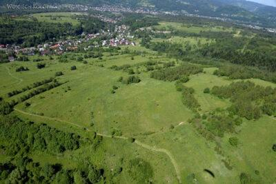 Zar47-Potencjalne lądowisko przy Grzechynii