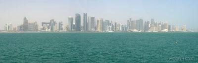 Do026-Doha-Widok nawysokościowce