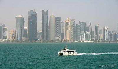 Do028-Doha-Widok nawysokościowce