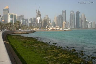 Do157-Doha-Widok nawysokościowce