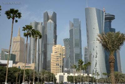 Do160-Doha-Dzielnica wysokosciowców