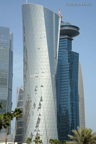 Do161-Doha-Dzielnica wysokosciowców