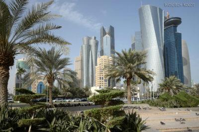 Do170-Doha-Dzielnica wysokosciowców