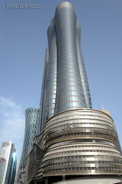 Do188-Doha-Dzielnica wysokosciowców