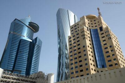 Do189-Doha-Dzielnica wysokosciowców
