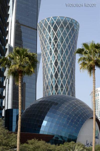Do194-Doha-Dzielnica wysokosciowców