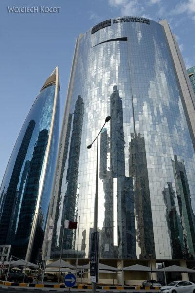 Do225-Doha-Dzielnica wysokosciowców