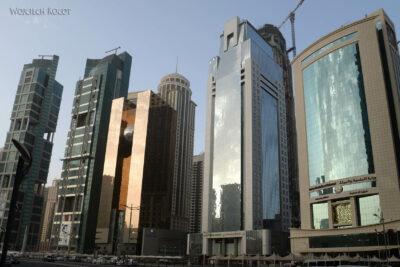 Do237-Doha-Dzielnica wysokosciowców