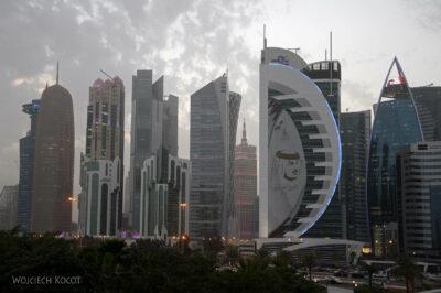 Do259-Doha-Dzielnica wysokosciowców