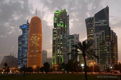 Do260-Doha-Dzielnica wysokosciowców