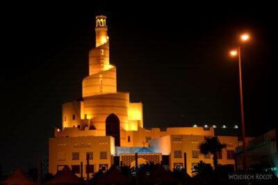 Do312-Doha-Stare miasto nocą