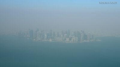 Do329-Doha-z okien samolotu