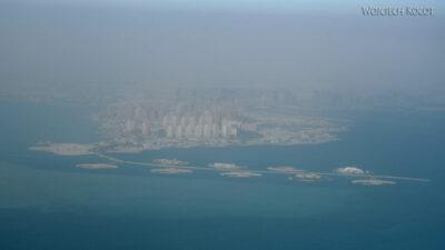 Do331-Doha-z okien samolotu