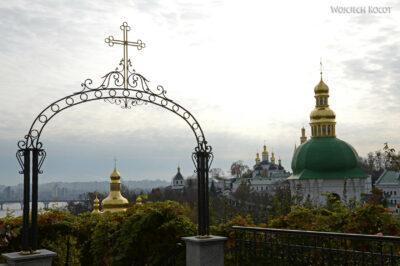 Kijów026-Zabudowania Ławry Peczerskiej