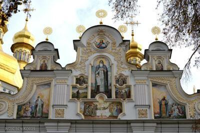 Kijów057-Sobór Uspienskij