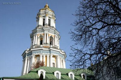 Kijów118-Dzwonnica Ławry Peczerskiej