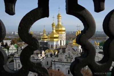 Kijów127-Widok zDzwonnicy naŁawrę