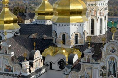 Kijów130-Widok zDzwonnicy naŁawrę