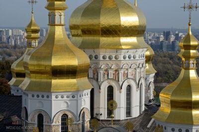 Kijów131-Widok zDzwonnicy naŁawrę