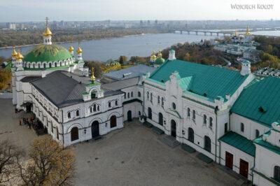 Kijów135-Widok zDzwonnicy naŁawrę