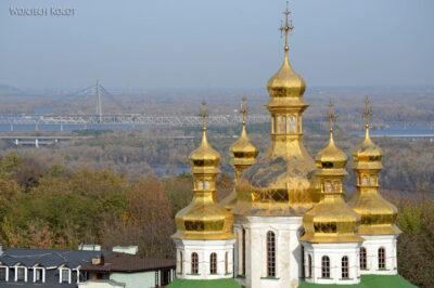 Kijów138-Widok zDzwonnicy naŁawrę