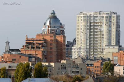 Kijów141-Widok zDzwonnicy namiasto