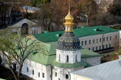 Kijów144-Widok zDzwonnicy naŁawrę