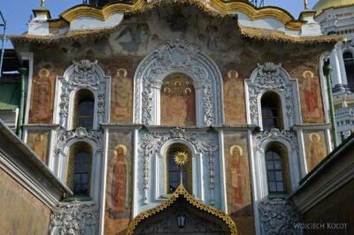 Kijów149-Zabudowania Ławry Peczerskiej