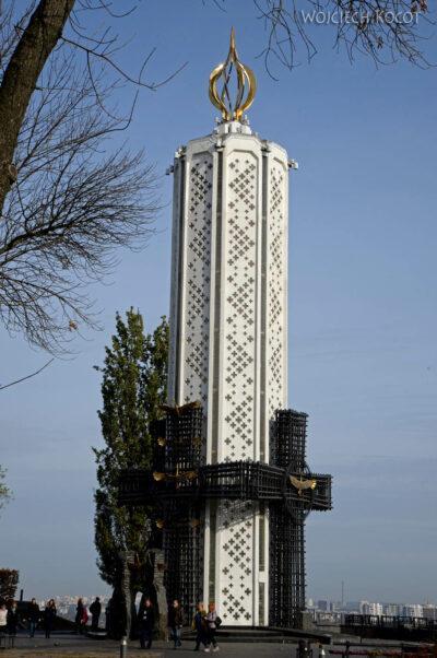 Kijów154-Pomnik Ofiarom Wielkiego Głodu