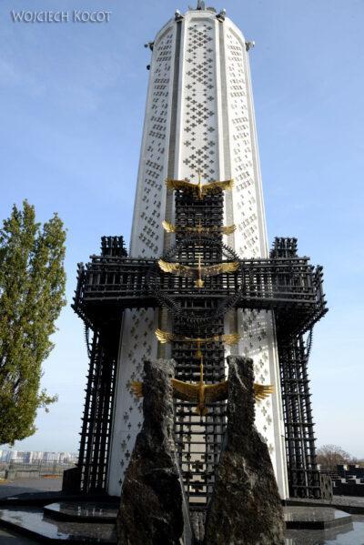 Kijów155-Pomnik Ofiarom Wielkiego Głodu