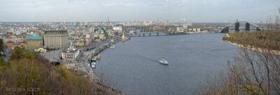 Kijów169-Z pkt widokowego przy Łuku