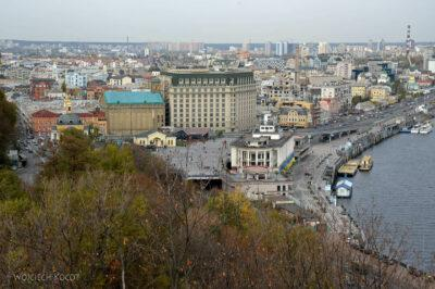 Kijów170-Z pkt widokowego przy Łuku